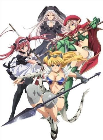 Image Queen's Blade